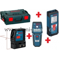 BOSCH L-Boxx SET 1 s GLM 50 a GLL 2 a GMS 100 M Professional 061599408S