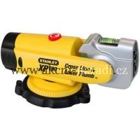 STANLEY XP180 Křížový laser a laserová olovnice STANLEY 0-77-218