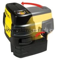 STANLEY SLP3 Samonivelační laserová olovnice STANLEY 1-77-318
