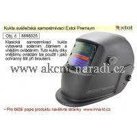 EXTOL Kukla svářečská samostmívací Extol Premium 8898025