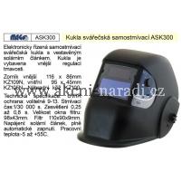 MAGG Kukla svářečská samostmívací ASK 300 ASK300