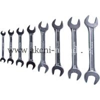 klíče stranové sada 12 kusů 6-32mm W.S EXTOL 6133B