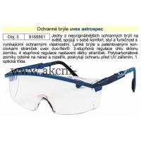 UVEX ASTROSPEC Brýle ochranné čiré 9168861