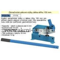 FESTA Zámečnické pákové nůžky 150 mm 17175