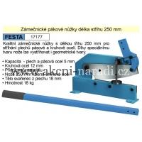 FESTA Zámečnické pákové nůžky 250 mm 17177