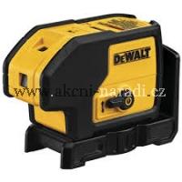 DEWALT 5-ti bodový laser DeWALT DW085K