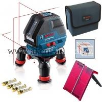 křížový samonivelační laser Bosch GLL 3-50 Professional 0601063800