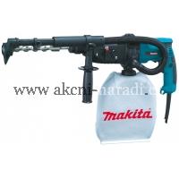 MAKITA Kombinované elektronické vrtací kladivo MAKITA HR2432