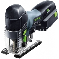 Festool Akumulátorová přímočará pila PSC 420 EB-Set Li 18 CARVEX 561740