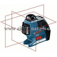 BOSCH křížový laser Bosch GLL 3 80 P Professional 0601063305