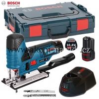 aku kmitací přímočará pila bosch GST 10,8 V-LI Professional 06015A1003