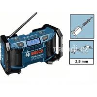 aku 14,4 V / 18 V a síťové rádio, bosch GML SoundBoxx Professional 0601429900