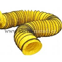 MASTER Hadice žlutá pružná 7,6 m / 508 mm pro RS 30 / RS 40