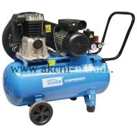 GUDE 335/10/100 kompresor mobilní olejový 230V 100L ZDARMA DOPRAVA