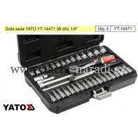 YATO Gola sada YATO 38 dílů, YATO YT-14471, YT14471