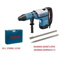 vrtací kladivo SDS-MAX, 18J, 12Kg, BOSCH GBH 12-52 D Professional 0611266100