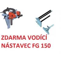 MAFELL LS 103/40 Ec řetězová dlabačka s garniturou 100mm + FG 150 ZDARMA DOPRAVA