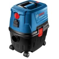kompaktní průmyslový vysavač, 1100W, Bosch GAS 15 PS Professional 06019E5100