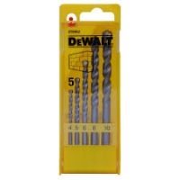DeWALT DT6952 5-ti dílná sada vrtáků do zdiva