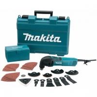MAKITA TM3000CX3J multifunkční oscilační bruska ZDARMA DOPRAVA