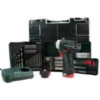 METABO PowerMaxx BS Basic SET mobilní dílna 10,8V 2x2Ah Li-Ion obj.č. 600080880
