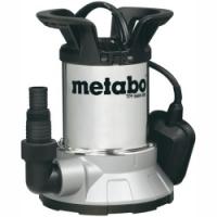 METABO TPF 6600 SN Ponorné čerpadla na čistou vodu s plochým sáním obj.č. 025066006