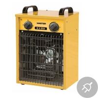 MASTER B 9 ECA Elektrické topidlo s ventilátorem