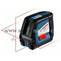 křížový samonivelační laser bosch GLL 2-50 Professional 0601063104