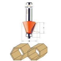 IGM CMT Úhlová fréza s ložiskem 12 mm C957.504.11