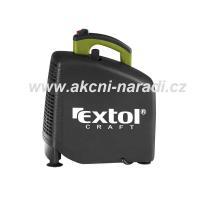 bezolejový kompresor 8bar, 1100W, 11kg, EXTOL CRAFT 418100