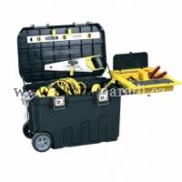 STANLEY Pojízdný box na nářadí Mobile Job Chest s kovovými petlicemi STANLEY obj.č. 92 978