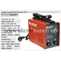 EXTOL PREMIUM Svářecí invertor IW 110 A EXTOL 8896021