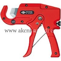KNIPEX Kleště na řezání plastových trubek pro elektroinstalaci obj.č. 9410185