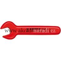 KNIPEX Jednostranné otevřené klíče obj.č.980012