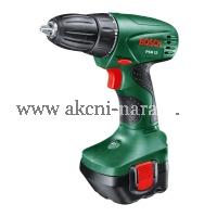 BOSCH Akumulátorový vrtací šroubovák Bosch PSR 12 0603955520