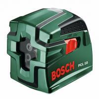 BOSCH PCL 10, křížový laser, samonivelační, 10m, 0603008120