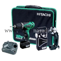 HITACHI Aku set Hitachi KC10DHL