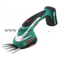 akumulátorové nůžky na trávu Bosch AGS 10,8 LI 0600856100