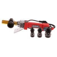 svářečka polyfúzní, 800W, 0-300C, na trubky EXTOL PREMIUM, PTW 80 8897210