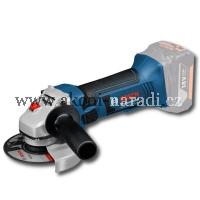 BOSCH akumulátorová úhlová bruska Bosch GWS 18 V-LI Professional Solo 060193A307