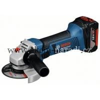 BOSCH akumulátorová úhlová bruska Bosch GWS 18-125 V-LI Professional 060193A30B