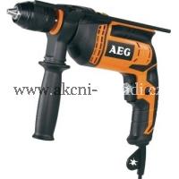 AEG Příklepová vrtačka 650W AEG SBE 650 R