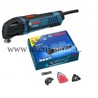 aku multifunkční nástroj, oscilační bruska, Multi-Cutter, bosch GOP 250 CE 0601230000, karton