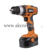 AEG Aku příklepová vrtačka AEG BS 14 G2