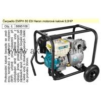 HERON čerpadlo kalové s benzínovým motorem 9HP EMPH80E9 8895106 ZDARMA DOPRAVA