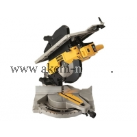 DEWALT Kombinovaná stolová a kapovací pokosová pila 305mm DEWALT D27113