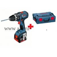 bosch, aku příklepový šroubovák, GSB 14,4 V-LI Professional, L-Boxx, 060186700D