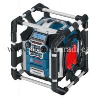 bosch, aku rádio s nabíječkou akumulátorů bosch, Powerbox , GML 50 Professional, 0601429600