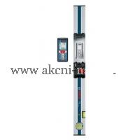 laserový měřič vzdálenosti a úhloměr s lištou, dálkoměr, BOSCH GLM 80 R 60 Professional 0601072301