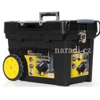 STANLEY Pojízdný box na nářadí s organizerem STANLEY 1-97-503